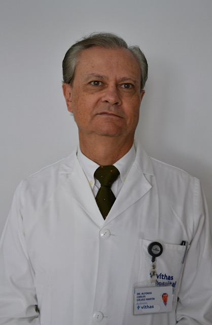 Dr. Alfonso Gálvez Director Médico de Gastrum