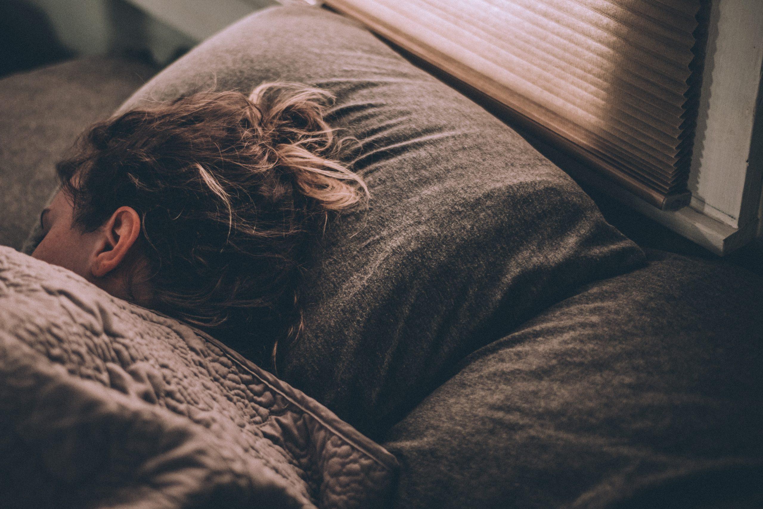 falta de sueño y obesidad